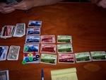 Station Master cards