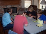 Susan teaches Ostia
