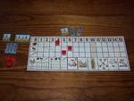 Bison player board